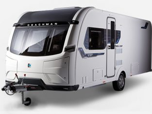 Coachman caravan static for sale
