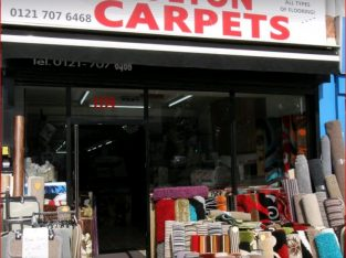 Olton Carpets Specialist in all type of flooring