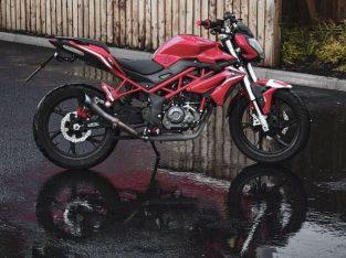 Benelli bn 125 cc