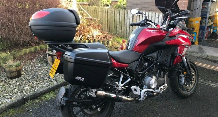 Benelli Motorcycle 500cc