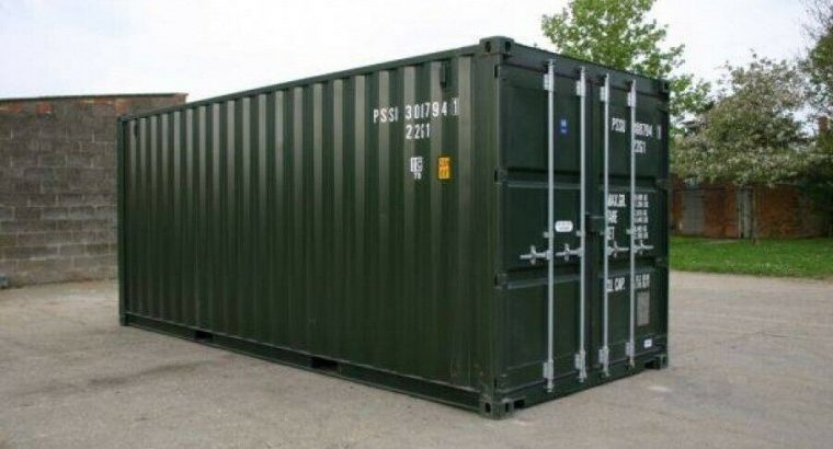 Self Storage Containers from £10 per week in Kent