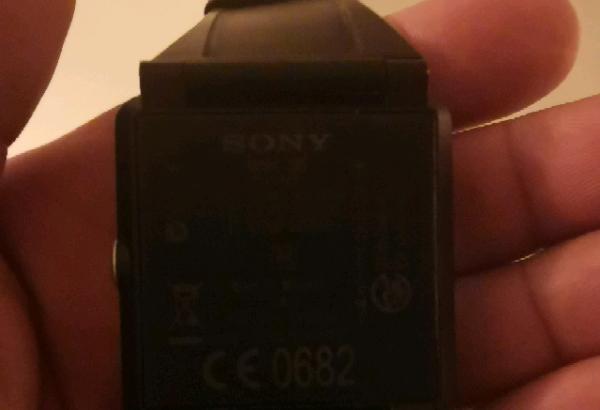 Sony Xperia Watch Sw2