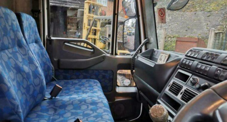 2007 Iveco Eurocargo 75E18 7.5 ton Box