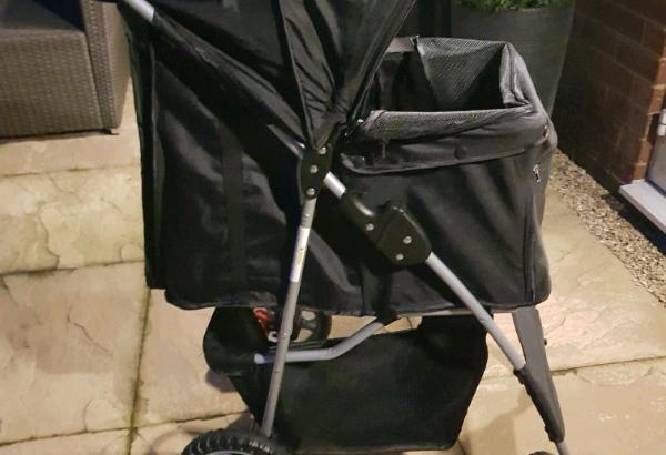 Doggy stroller