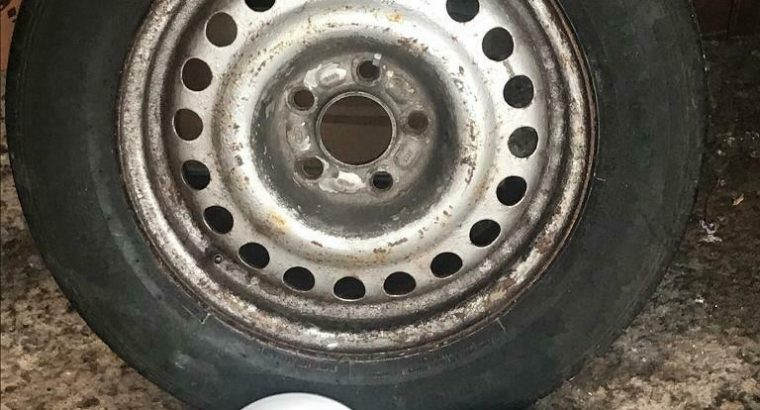 Ford Transit Connect 2007-2009 Spares