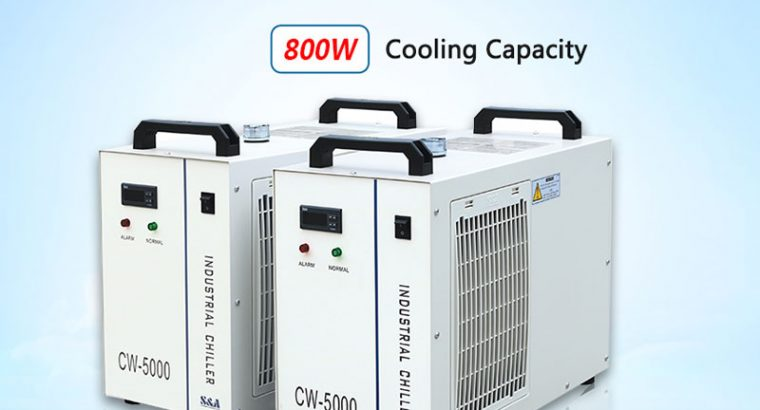 Mini chiller system CW5000 s&a chiller
