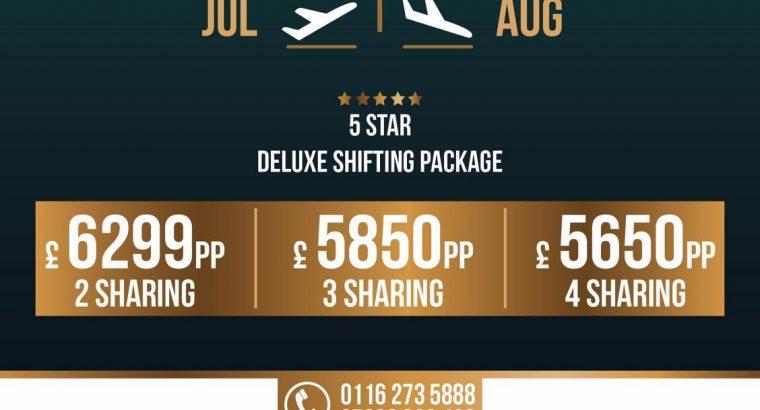 5 Star Hajj Package 2020