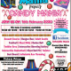 Inflatable mania presents candy mania
