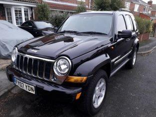 2007 Jeep Cherokee 2.8 Limited Diesel