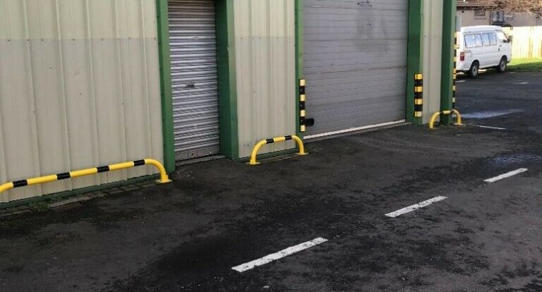 INDUSTRIAL/COMMERCIAL UNIT FOR LET