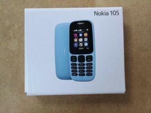 NOKIA 105 – DUAL SIM MOBILE PHONE – BRAND NEW – UNLOCKED