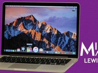 Apple Macbook Pro 13′ Retina i5 2.3GHz 8GB Ram 256GB Solid State Drive Support Warranty Microsoft