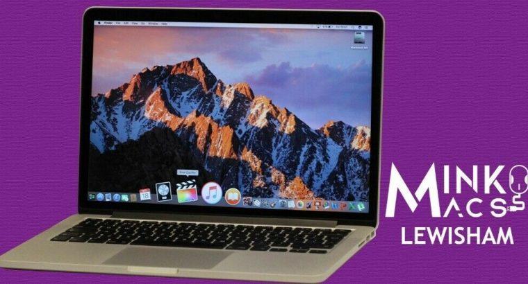Apple Macbook Pro 13′ Retina i5 2.3GHz 8GB Ram 256GB Solid State Drive Support Warranty Microsoft