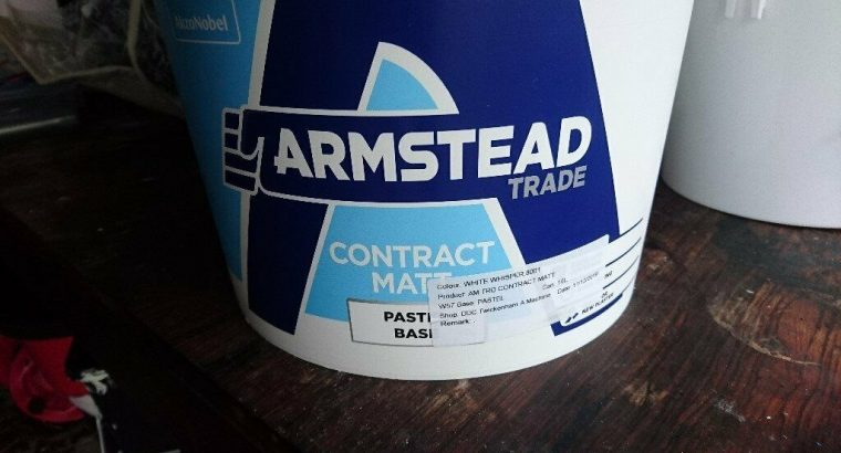 WALLS / CEILING PAINT 10 LTR