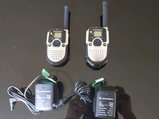Motorola ta288 walkabout two way radios