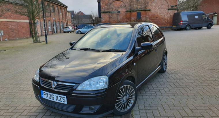 2006 Vauxhall Corsa 1.4 SXi Twinport Very Low Miles