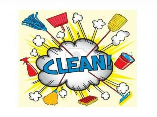 Cleaner looking for work – Fully Insured