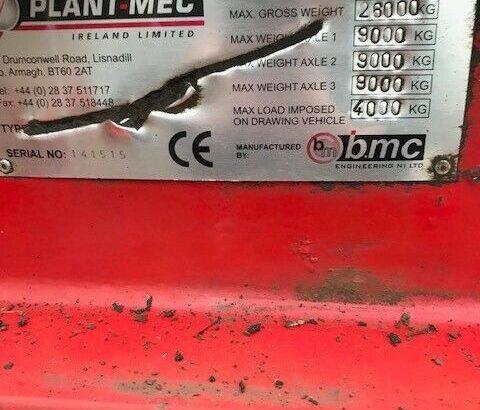 PLant MEC Load Loader 26 Tonne Gross