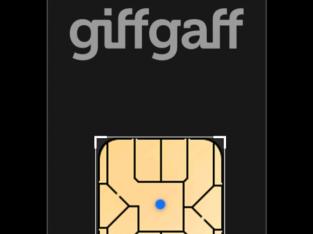 Giffgaff free SIM cards
