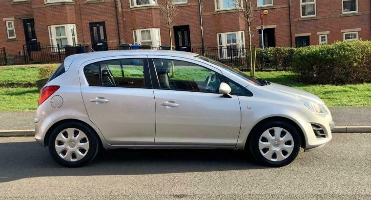 2011 Vauxhall Corsa 1.2 Petrol