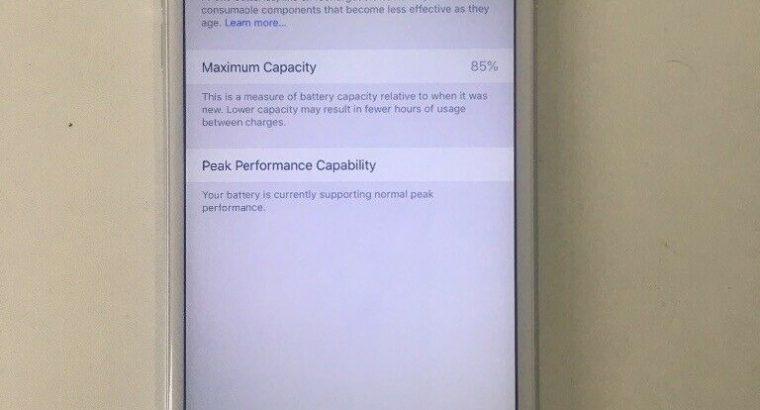 iPhone 6 Plus 16GB Sliver Unlocked – No PayPal