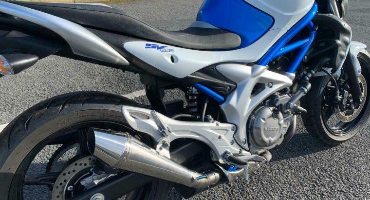 Suzuki SFV 650