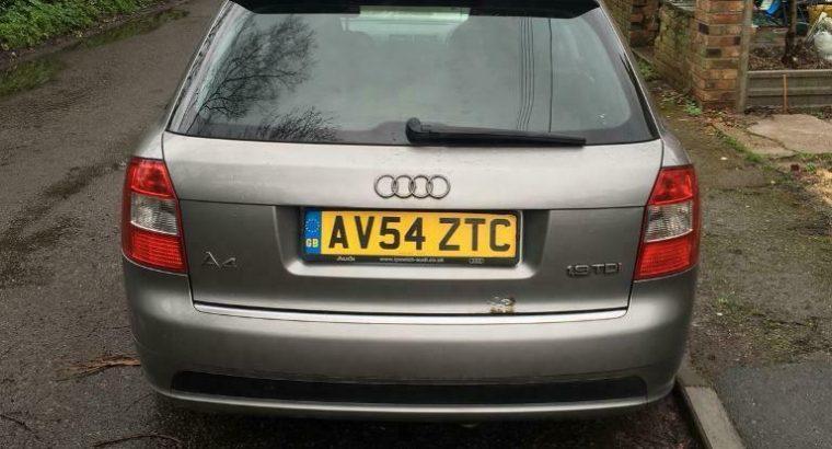 Audi A4 Avant 1.9TDI