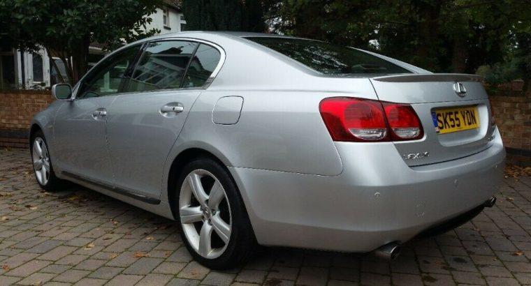 Lexus GS300 SE-L 55 reg (lower tax), excellent condition