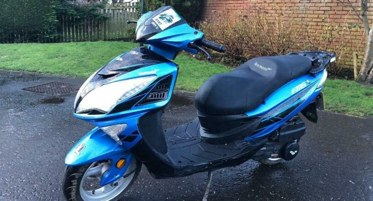 2016 LEXMOTO FMS 125 MOTD READY TO RIDE AWAY!! LEARNER LEGAL ON CBT! BARGAIN ONLY £600! MAY SWAP