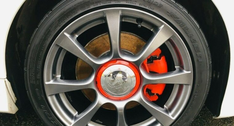 Fiat Abarth 500 – Turbo Technics 260bhp pocket rocket