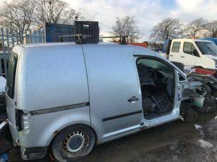 Volkswagen caddy 1.9 tdi diesel Spare van parts