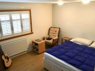 Double room for a professional/ no couples, sorry