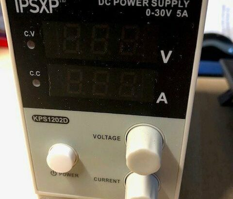 Variable DC Power supply (High Precision)