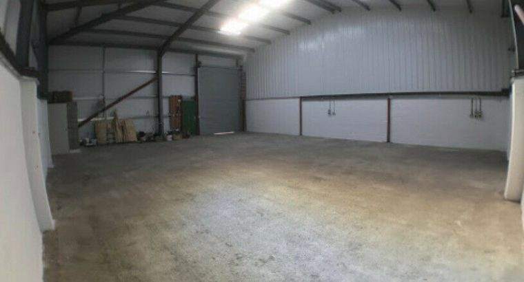 Industrial unit garage Mechanics body paint storage space work shop parking commercial in Oxford