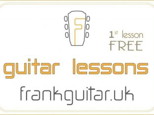 FREE guitar lesson