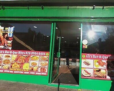 Takeaway/restaurant business for sale in Wembley POA