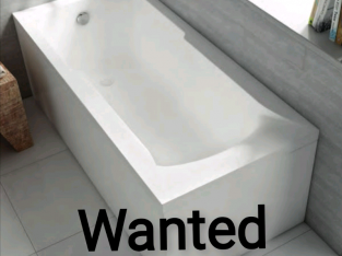 Wanted bath free