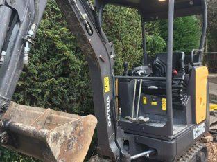 VOLVO EC150C Mini Excavator