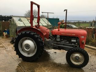 Massey Ferguson 35X MultiPower