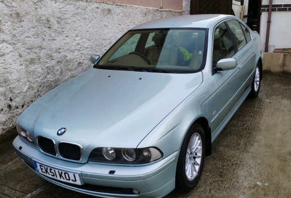 BMW 530D SE Diesel, New MOT
