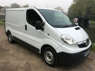Looking for a 2007+ Vauxhall Vivaro Van