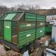 Fraser farm tipping trailer 14×7.6 no vat