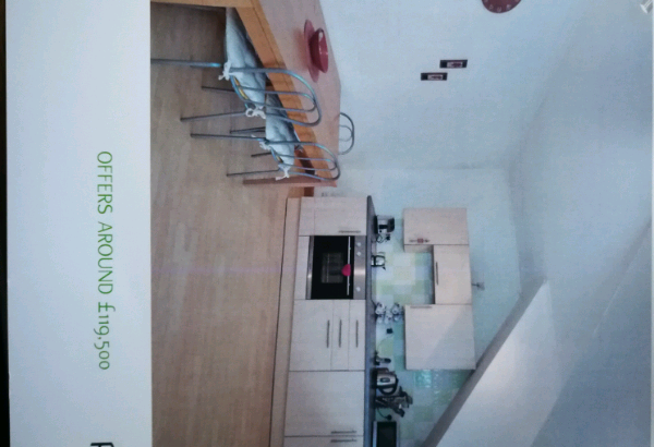 Lovely two bedroom flat