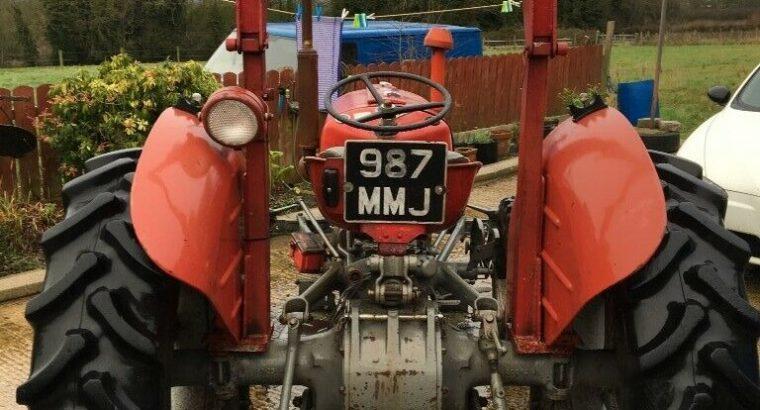 Massey Ferguson 35X MultiPower