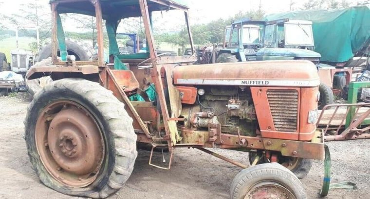 Leyland and Nuffield Tractor Parts