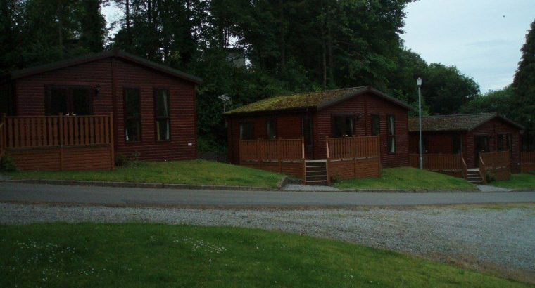 Lodges and Caravans To Let on Lake District Holiday Park £390 pw