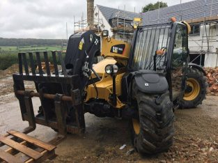 Catapillar – Telehandler CAT TH 407C.AG
