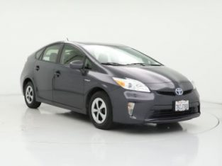toyota prius gray for sale
