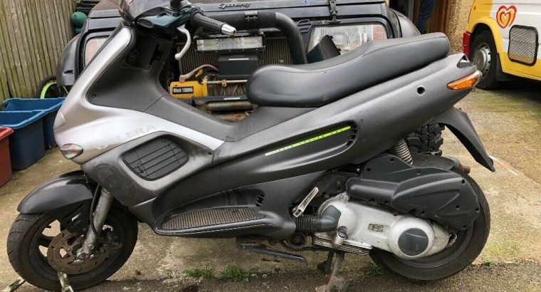 Gilera runner 200 reg as 50