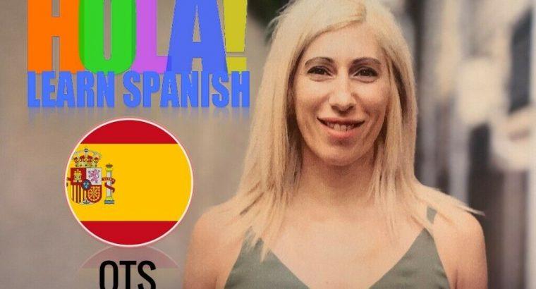 Online Spanish for children